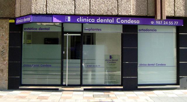 Clinica dental condesa en le n especialista en odontopediatria for Clinica condesa citas